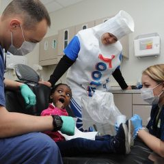 Free Dental Care: One Smile At A Time
