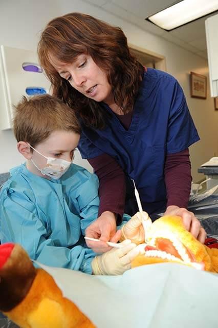 learning dental care
