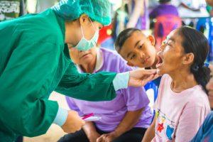Dental Volunteer