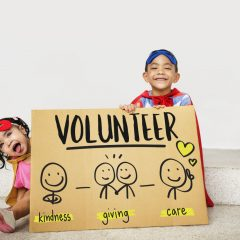 Volunteer Opportunities For Kids