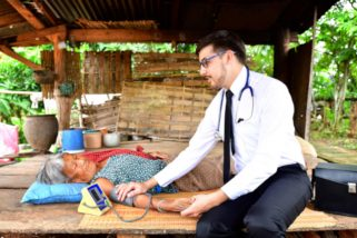 Medical mission trips for college students