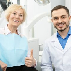 Free Dental Care for Pensioners
