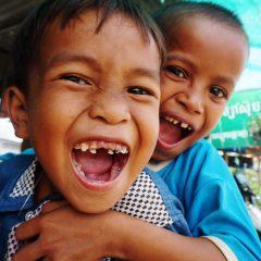 Dental care for underprivileged children