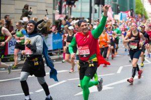 benefits of charity running
