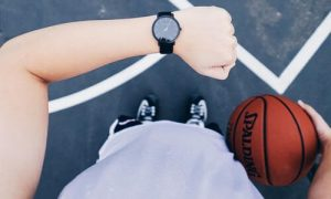 step trackers for sports