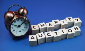 Online charity auctions timely during this pandemic.